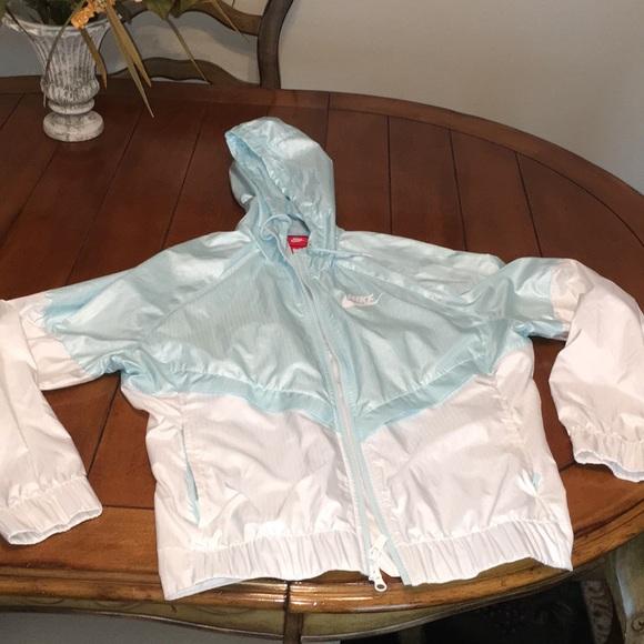 Nike Jackets \u0026 Coats | Windbreaker Pale